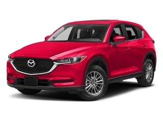 2017 Mazda CX-5 Pictures CX-5 Utility 4D Touring 2WD I4 photos side front view