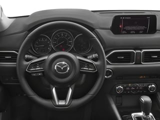 2017 Mazda CX-5 Pictures CX-5 Utility 4D Touring 2WD I4 photos driver's dashboard
