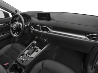 2017 Mazda CX-5 Pictures CX-5 Utility 4D Touring 2WD I4 photos passenger's dashboard