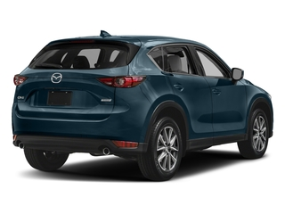 2017 Mazda CX-5 Pictures CX-5 Grand Touring FWD photos side rear view