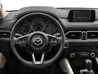 2017 Mazda CX-5 Pictures CX-5 Grand Touring FWD photos driver's dashboard