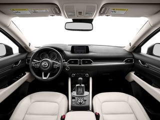 2017 Mazda CX-5 Pictures CX-5 Grand Touring FWD photos full dashboard