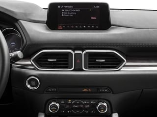 2017 Mazda CX-5 Pictures CX-5 Grand Touring FWD photos stereo system