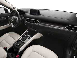2017 Mazda CX-5 Pictures CX-5 Grand Touring FWD photos passenger's dashboard