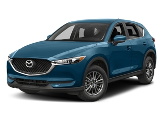 2017 Mazda CX-5 Pictures CX-5 Utility 4D Sport AWD I4 photos side front view