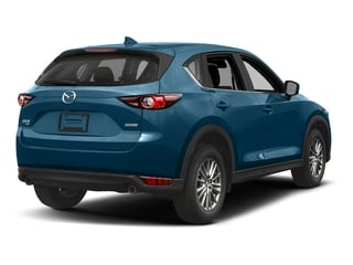 2017 Mazda CX-5 Pictures CX-5 Utility 4D Sport AWD I4 photos side rear view