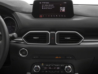 2017 Mazda CX-5 Pictures CX-5 Grand Select FWD photos stereo system
