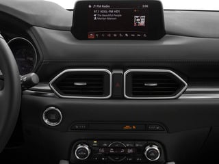 2017 Mazda CX-5 Pictures CX-5 Utility 4D Grand Select 2WD photos stereo system
