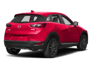 2017 Mazda CX-3 Pictures CX-3 Utility 4D GT AWD I4 photos side rear view
