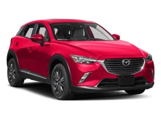 2017 Mazda CX-3 Pictures CX-3 Utility 4D GT AWD I4 photos side front view