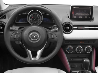2017 Mazda CX-3 Pictures CX-3 Utility 4D GT AWD I4 photos driver's dashboard