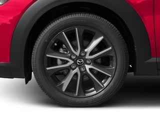 2017 Mazda CX-3 Pictures CX-3 Utility 4D GT AWD I4 photos wheel