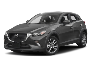 2017 Mazda CX-3 Pictures CX-3 Touring FWD photos side front view