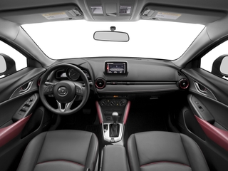 2017 Mazda CX-3 Pictures CX-3 Touring FWD photos full dashboard
