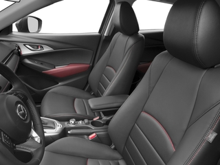 2017 Mazda CX-3 Pictures CX-3 Touring FWD photos front seat interior