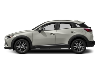 2017 Mazda CX-3 Pictures CX-3 Utility 4D GT 2WD I4 photos side view