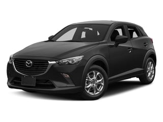 2017 Mazda CX-3 Pictures CX-3 Utility 4D Sport AWD I4 photos side front view