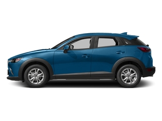 2017 Mazda CX-3 Pictures CX-3 Utility 4D Sport 2WD I4 photos side view