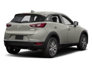 2017 Mazda CX-3 Pictures CX-3 Touring AWD photos side rear view