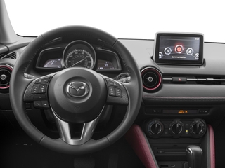 2017 Mazda CX-3 Pictures CX-3 Utility 4D Touring AWD I4 photos driver's dashboard