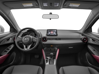 2017 Mazda CX-3 Pictures CX-3 Touring AWD photos full dashboard
