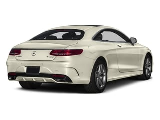 2017 Mercedes-Benz S-Class Pictures S-Class Coupe 2D S550 AWD V8 Turbo photos side rear view