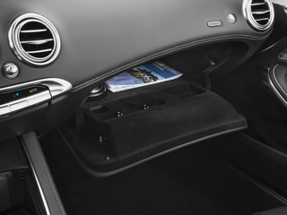2017 Mercedes-Benz S-Class Pictures S-Class Coupe 2D S550 AWD V8 Turbo photos glove box