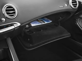 2017 Mercedes-Benz S-Class Pictures S-Class S 550 4MATIC Coupe photos glove box