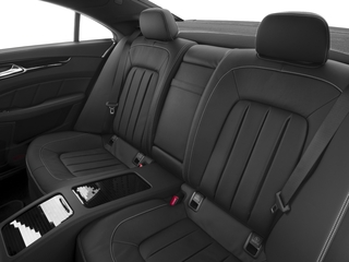 2017 Mercedes-Benz CLS Pictures CLS CLS 550 Coupe photos backseat interior