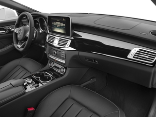 2017 Mercedes-Benz CLS Pictures CLS CLS 550 Coupe photos passenger's dashboard