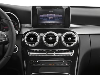2017 Mercedes-Benz C-Class Pictures C-Class Coupe 2D C300 AWD photos stereo system