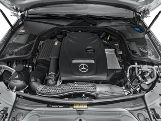 2017 Mercedes-Benz C-Class Pictures C-Class C 300 Coupe photos engine
