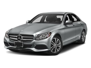 2017 Mercedes-Benz C-Class Pictures C-Class Sedan 4D C300 I4 Turbo photos side front view