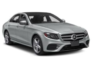 2017 Mercedes-Benz E-Class Pictures E-Class Sedan 4D E300 AWD I4 Turbo photos side front view