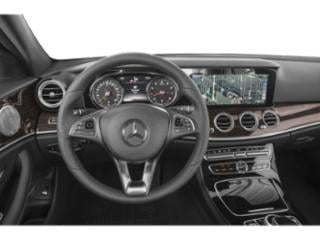 2017 Mercedes-Benz E-Class Pictures E-Class Sedan 4D E300 AWD I4 Turbo photos driver's dashboard