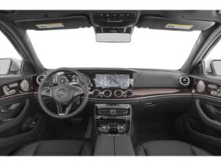 2017 Mercedes-Benz E-Class Pictures E-Class Sedan 4D E300 AWD I4 Turbo photos full dashboard