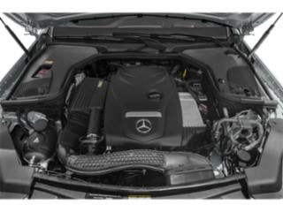 2017 Mercedes-Benz E-Class Pictures E-Class Sedan 4D E300 AWD I4 Turbo photos engine