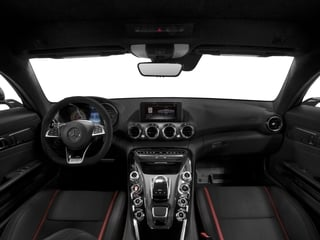2017 Mercedes-Benz AMG GT Pictures AMG GT S 2 Door Coupe photos full dashboard