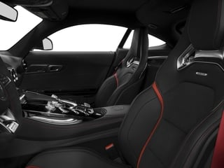 2017 Mercedes-Benz AMG GT Pictures AMG GT S 2 Door Coupe photos front seat interior