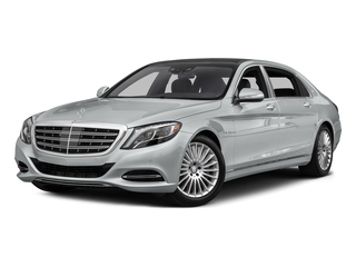 2017 Mercedes-Benz S-Class Pictures S-Class Maybach S 600 Sedan photos side front view