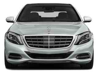 2017 Mercedes-Benz S-Class Pictures S-Class Maybach S 600 Sedan photos front view