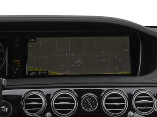 2017 Mercedes-Benz S-Class Pictures S-Class Maybach S 600 Sedan photos navigation system