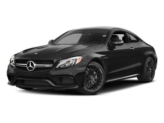 2017 Mercedes-Benz C-Class Pictures C-Class Coupe 2D C63 AMG V8 Turbo photos side front view