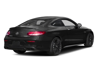 2017 Mercedes-Benz C-Class Pictures C-Class Coupe 2D C63 AMG V8 Turbo photos side rear view