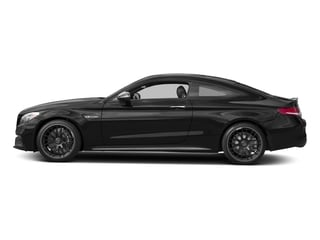 2017 Mercedes-Benz C-Class Pictures C-Class Coupe 2D C63 AMG V8 Turbo photos side view