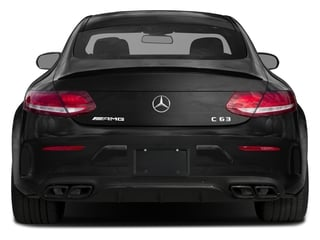 2017 Mercedes-Benz C-Class Pictures C-Class Coupe 2D C63 AMG V8 Turbo photos rear view