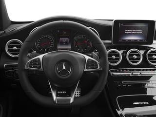 2017 Mercedes-Benz C-Class Pictures C-Class Coupe 2D C63 AMG V8 Turbo photos driver's dashboard