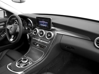 2017 Mercedes-Benz C-Class Pictures C-Class C 350e Sedan photos passenger's dashboard