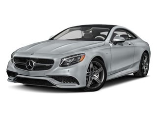 2017 Mercedes-Benz S-Class Pictures S-Class AMG S 63 4MATIC Coupe photos side front view