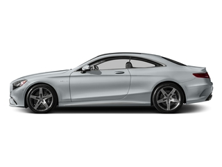 2017 Mercedes-Benz S-Class Pictures S-Class AMG S 63 4MATIC Coupe photos side view